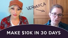 Veronica Foley made $10K last month on Etsy, she spills the beans right here so you can do it too. Her shop is at http://www.etsy.com/shop/VeronicaFoleyDesig...