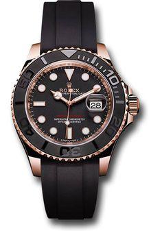9b708a5b043b Buy Rolex Yacht-Master 37 mm Everose Gold Watches