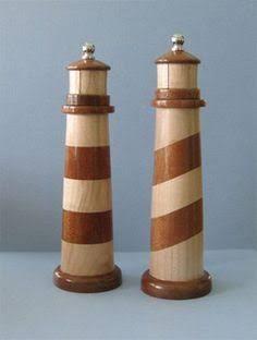 Image result for turned wooden lighthouse