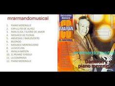 DAMIRON - CD MANÍA - DISCO COMPLETO.-