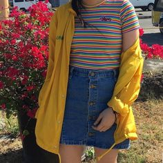 60 Vintage Outfits for Teenage Girls That Looks Gr Outfits Fo, Hipster Outfits, Korean Outfits, Cool Outfits, Casual Outfits, Summer Outfits, Style Année 80, Looks Style, Mode Style