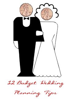 This has 12 quick tips on how to plan a wedding on a budget. Easy read!  #budget #wedding