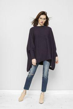 Sweter oversize Maya – Freeshion Maya, Normcore, Style, Fashion, Swag, Moda, Fashion Styles, Fashion Illustrations, Maya Civilization