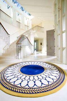 Wedgwood Renaissance Gold rug. My china pattern comes ns a rug. Seriously. I need this. Badly.