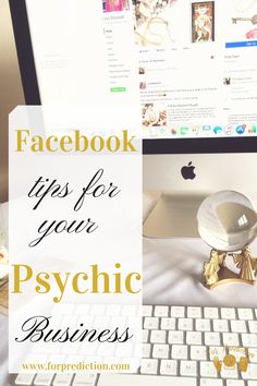 How to use Facebook for marketingyour spiritual, psychic or divination business. Social media can help you to build relationships and spread your spirituality, often, for free. Online marketing is good for Tarot readers, mediums and beyond. This blog contains tips of getting your posts, profile and page in order without the annoying drama! | For Prediction |