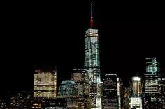 The One World Trade Centre, New York, USA