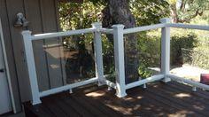 Image result for perspex deck fencing Decking Fence, Exterior Design, Bing Images, Fencing, Design Inspiration, Outdoor Structures, Glass, Decks, Garden Ideas