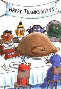 Thanksgiving humor