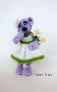 Daisey Bear by luckyjonesx4(Karen Jones),
