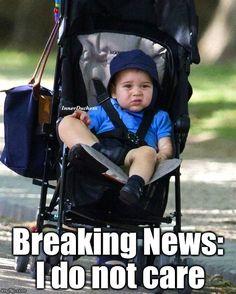 Baby King's Breaking News