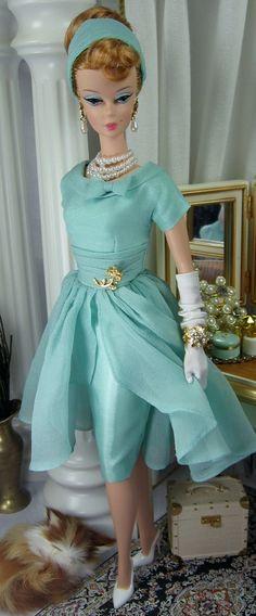 Poppy Parker in \'Funny Face\' Wedding Dress   Dolls   Pinterest ...