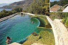 Eco self-cleaning swimming pools                                                                                                                                                                                 Más