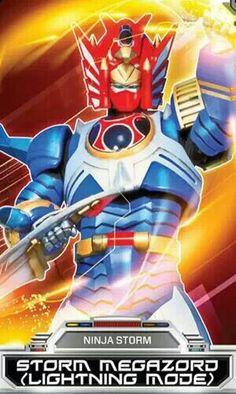 Power Rangers Storm Megazord