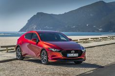 2020 Priced from in the UK: Soon after the unveiling of the new at the Los Angeles Auto… Mazda 3 Hatchback, Mazda6, Volvo Xc90, Gasoline Engine, Automotive News, Fuel Economy, Diesel Engine, Ford Focus, Volkswagen Golf