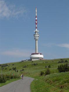 Czech - Praděd m. Lookout Tower, Czech Republic, Cn Tower, My Photos, Country, Towers, Building, Travel, Viajes