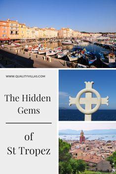 The Hidden Gems of St Tropez French Villa, Saint Tropez, French Riviera, Cool Places To Visit, Villas, Croatia, Travel Inspiration, The Good Place, Saints