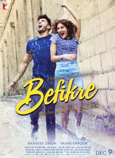Befikre (2016) I love that movie much, love and best friend. They break after their relationship in some moment, after that they are become friends than bla bla bla... They become one. Yeayyy. I love it. Much I love is the soundtrack and the music director. U just choose the good music and instrument ❤❤❤