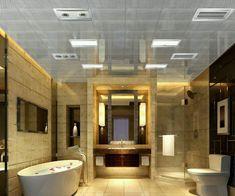 cuarto de baño muy amplio con bañera y ducha