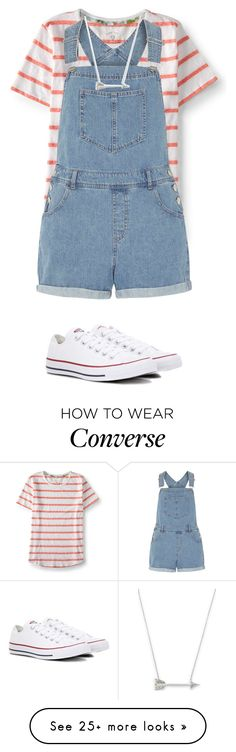 """Spring 3"" by heyitskayden on Polyvore featuring Aéropostale, Dorothy Perkins, Converse and Estella Bartlett"