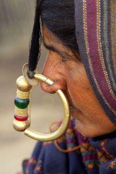 the jat - a hidden tribe in gujarat by Retlaw Snellac, via Flickr