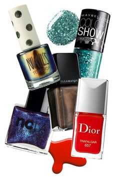 Fall 2013 Nail Colors - 40 Best Nail Polish Colors for Fall