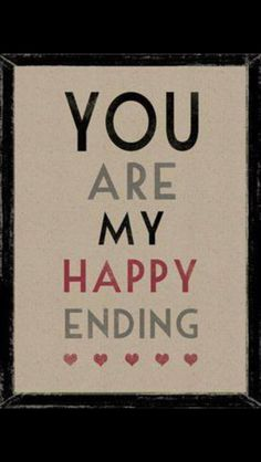 "LOVE A GOOD ""HAPPY ENDING"" and they were always guaranteed - no matter where we were....."
