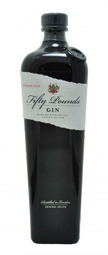 Fifty Pounds Gin    #gin