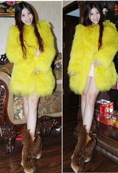 "European  American thickening Warm winter Genuine lamb Sheep Fur jacket  Women""s luxury Real Natural Mongolian Fur coats"