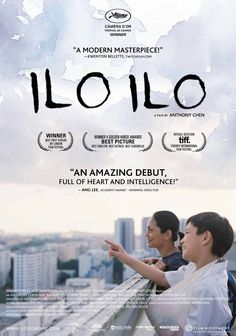 Critics Consensus: Quietly compassionate and rich in detail, Ilo Ilo is a strikingly mature debut from writer-director Anthony Chen.
