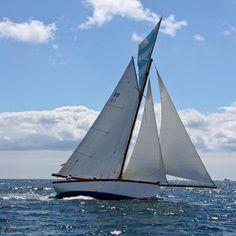 Cornwall, Sailing ⚓ Ship.