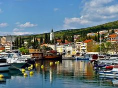 Selce - bay - Croatia