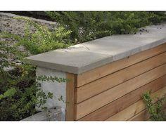 Mauerabdeckung Pultdach grau 49,0 x 5,0 - 3,5 x 35cm bei HORNBACH kaufen