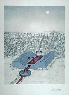The planet as a festival, 1972 E. Sottsass