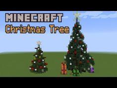 Minecraft: Building a Christmas Tree http://cstu.io/ea8178 | Minecraft | Pinterest | Christmas ...