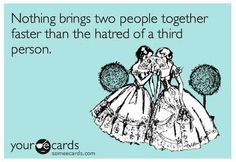I'm loving e-card pins inspired by the snarky Lauren Stahon Peters