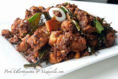Kerala Pork Dry Fry