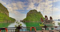 360 Pano Ha Long Bay, Vietnam