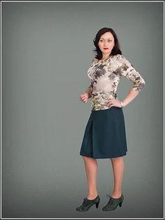 Модели, сшитые по выкройке Юбка расклешенного силуэта Formal, Skirts, Style, Fashion, Preppy, Swag, Moda, Fashion Styles, Skirt