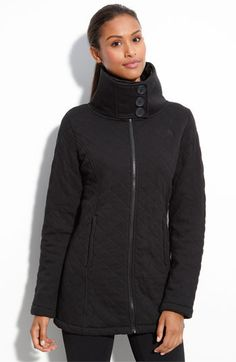 So necessary for Washington weather! The North Face 'Caroluna' Jacket available at #Nordstrom