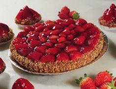 Torta de morango fantástica - Receitas e Dicas