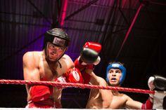 Boxe Kun Khmer - Kévin Guillot Vs Salim Khadir