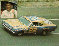 1968 Plymouth Road Runner Hemi driven by Darel Dieringer...