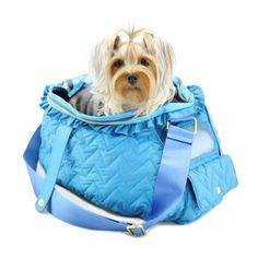 Fab Messenger Bag (Airline Approved) Dog Carrier by Dogs of Glamour... Go to our online boutique for color options www.zoedoggy.com