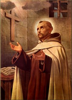 Saint John of the Cross, whose feast day is December 14th, was misunderstood by the church and by his fellow monks during his lifetime but venerated after his death. Considered one of the great poets of the Spanish language, he used the language of courtly love to depict his relationship with Christ, and he wrote of prayer as a sexually arousing experience – essentially homoeroticizing the act of praying to the male Christ.