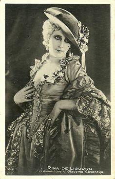 Elena Caterina in De Liguoro Net Worth