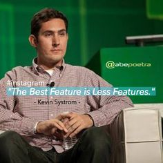 Kevin Systrom, Polo Shirt, Baseball Cards, Quotes, Mens Tops, Instagram, Quotations, Polos, Polo Shirts
