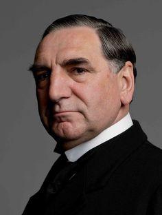 Mr. Carson, Downton Abbey