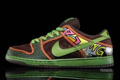 $175 Shipped Nike SB Dunk Low Premium De La Soul QS Size 12 #Nike #AthleticSneakers