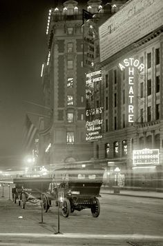 Times Square NYC, 1911.[914x1385]