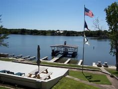 Longhorn Resort on Lake LBJ in Kingsland, Texas